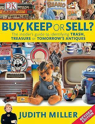 """""""AS NEW"""" Buy, Keep or Sell?, Miller, Judith, Book"""