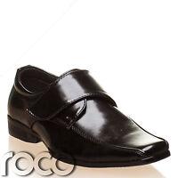 Boys Black Shoes, Boys Formal Shoes, Boys Wedding Shoes, Prom Shoes