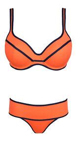 Prima Donna Swim *Joy* Bikini tiger orange Gr. 70 G NP 124,98 €