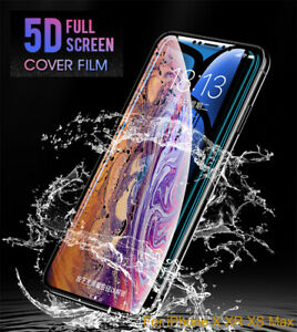 Ultra-Thin-Crystal-Clear-Soft-Film-Screen-Protector-for-iPhone11-Pro-X-XR-XS-Max