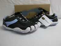 Vibram Five Fingers Eu 37 Us 6.5 To 7 Speed Xc Black Womens Athletic Shoes