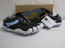 Vibram Five Fingers EU 37 US 6.5 To 7 Speed XC Black New Womens Athletic Shoes