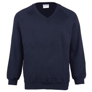 Maddins-Coloursure-V-Neck-Sweatshirt