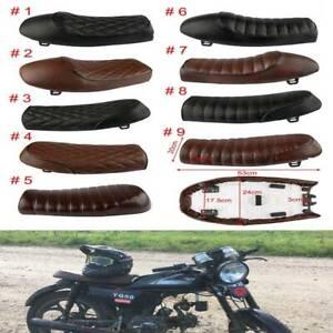 Universal-Hump-Saddle-Cafe-Racer-Vintage-Seat-For-Honda-Yamaha-Suzuki-Kawasaki
