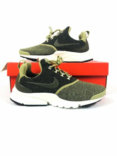 meet 5c72f 684e1 Nike Wmns Presto Fly SE Running Womens Shoes Olive 910570-200