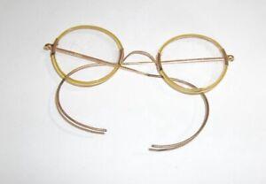 Antique-Wire-Rim-Glasses-1-10-AO-Co-12k-Gold