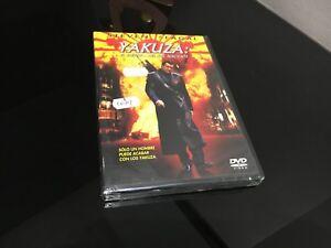 YAKUZA DVD EL IMPERIO DEL SOL NACIENTE PRECINTADA NUEVA STEVEN SEAGAL