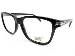 MONT-BLANC-Men-039-s-Reading-Glasses-0-25-to-3-50-Black-MB0477-001