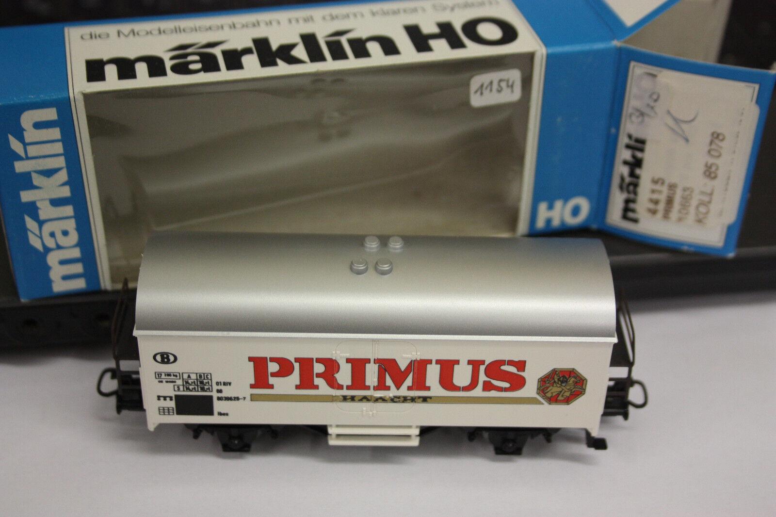 h0 somo 4415 Primus Haacht SNCB Birra Nuovo OVP fb3/10