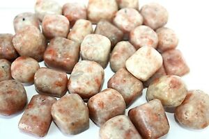 Sunstone-Tumbled-Stone-Grade-A-Qty1-20-25mm-Healing-Crystal-Flash-Reiki-Energy