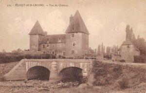 MESSEY-sur-GROSNE-Vue-du-chateau