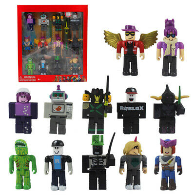 Roblox 12 pcs Action Figures Classic Series 2 Character Pack Toys Gift for Kid