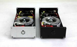 Finished Zerozone 50VA DC LT1083 HIFI Linear Power supply 50W audio PSU