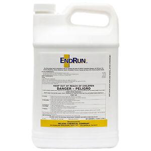 Endrun Herbicide With Trimec 1 Gal Three Way Herbicide Over 80 Broadleaf Weeds Ebay