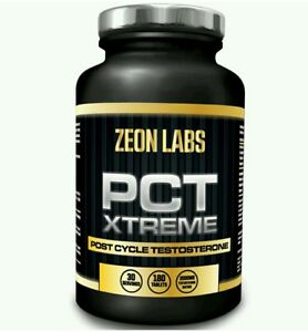 Details about ZEON LABS *PCT POST CYCLE TESTOSTERONE* *STRONGEST LEGAL PCT  TEST BOOSTER* SALE!