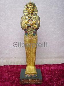 Personaggio egiziano tutenchamun faraone scultura decorazione Egitto Decorazione 2857 fa13