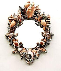 Spectacular-Sea-Shell-Mirror-by-Douglas-Cloutier-7699