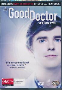 The-Good-Doctor-Season-2-Two-DVD-NEW-Region-4
