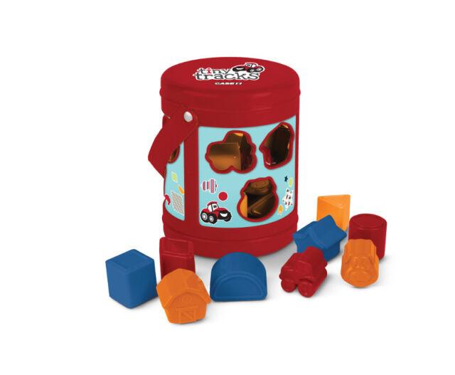 Rory/'s Shape Sorter Tomy Toy Case IH Tiny Tracks