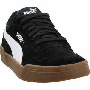 Puma Caracal Sd Lace Up  Mens  Sneakers Shoes Casual   - Black
