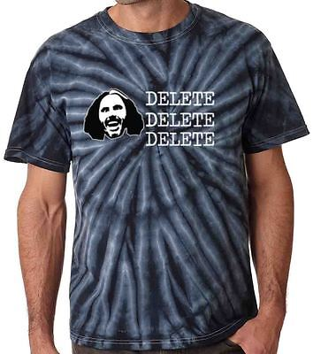 "Tie-Dye Jeff Matt Hardy The Hardy Boyz Boys /""DELETE/"" T-Shirt  Shirt"