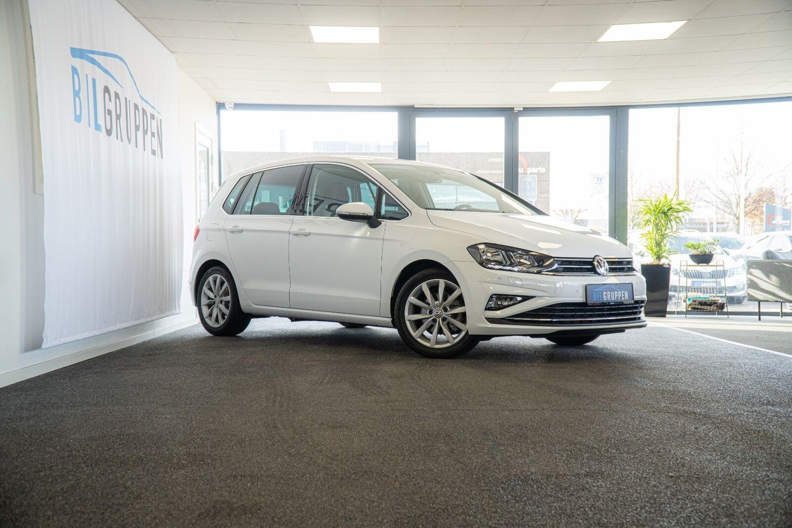 VW Golf Sportsvan 1,5 TSi 150 Highline+ DSG 5d - 294.900 kr.