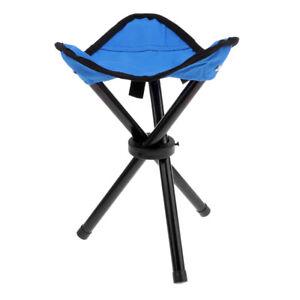 Chaise-de-Peche-Portable-Pliante-Trepied-legere-Tabouret-Pour-Activite