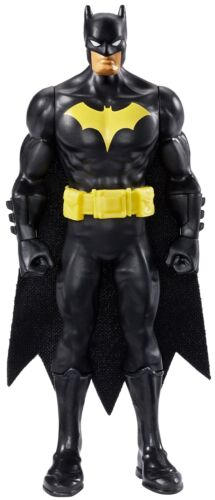 "6/"" Black Classic DC Comics Justice League Action Batman Figure"