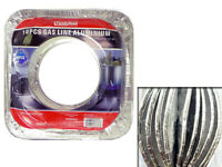 Pack Of 20 Gas Liners Disposable Aluminium Stove Burner Covers Kitchen Essential