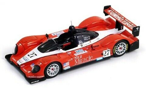 SPARK 1 43 Courage C65 AER Le Mans 24 h LMP2 classe 3rd 2006  27 from Japan