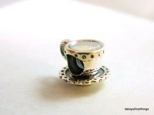 tea cup pandora charm