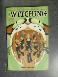 THE-WITCHING-Ed-Planeta-DeAgostini-2008-NUOVO