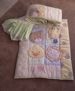 Just Born Baby Blanket Quilt Jungle Comforter Set Duck