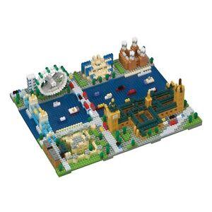 NANOBLOCK-LONDON-DELUXE-Over-1630-pieces-Building-Blocks-Nanoblocks-Nano-NB-029