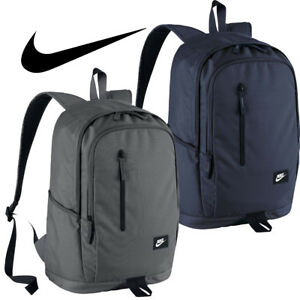 16d159678a Nike All Access Soleday Black Backpack Rucksack Sports 25L Inter ...