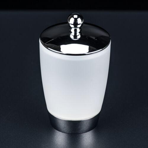 Wattedose kosmetikdose ouates récipient Boîte M Couvercle gobelet kosmetikbox