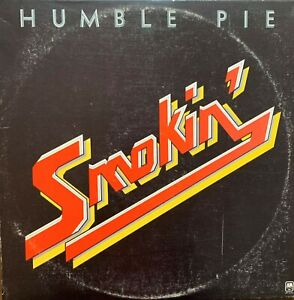 HUMBLE-PIE-Pre-Owned-LP-SMOKIN-039-RARELY-PLAYED