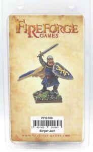 Fireforge-FFG160-Birger-Jarl-Scandinvian-Deus-Vult-Swedish-Hero-Warrior-NIB