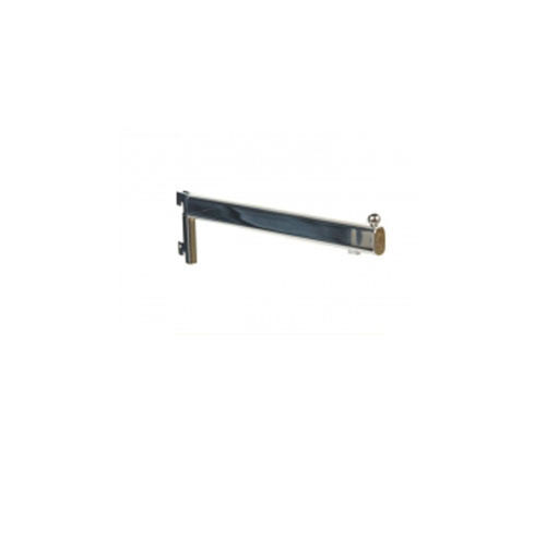 10 X Twin Slot Straight Arm Twin Slot Accessories 300mm