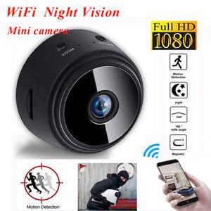 150-Mini-Full-HD-1080P-Spy-IP-Hidden-Camera-WiFi-DV-Nanny-Cam-DVR-Night-Vision