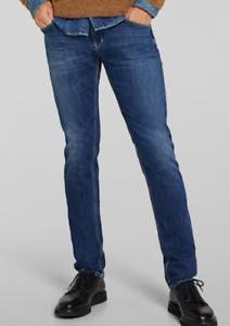 Dondup-Jeans-Uomo-Mod-GEORGE-UP232-DS0257-Nuovo-e-Originale-SALDI