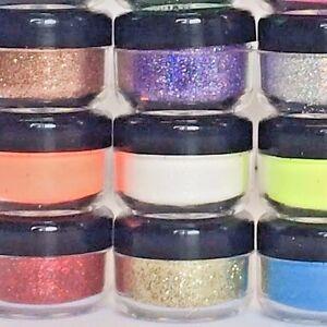 Mermaid-Effect-Glitter-Pots-Fine-Dust-Iridescent-Neon-Nail-Art-Gel-Acrylic