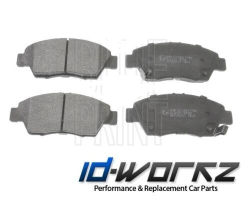 Honda Civic 1.6 VTI EK4 Front Brake Pads OEM Quality