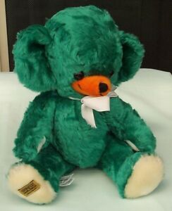 Merrythought-Patrick-Cheeky-Teddy-Bear-Mohair-Character-Toy-England-Ltd-Ed