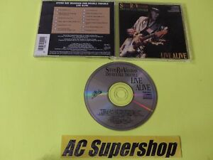 Stevie-Ray-Vaughan-live-alive-CD-Compact-Disc