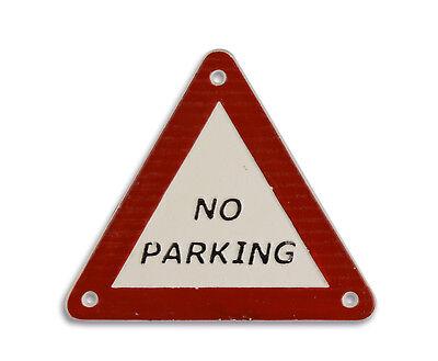Unbekannt Metallschild Mercedes Parking Only