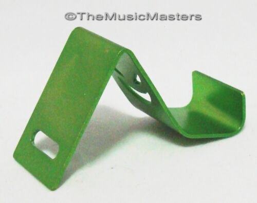 """Micro Mini Cell Phone Smartphone Display Stand Holder Cradle /""""Mean Smile/"""" Green"""