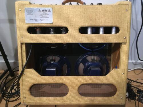 Exact Replacement Vintage Nickel Fender Amp Back Panel Screws Set of 4