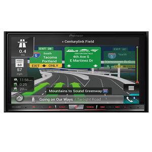 Pioneer Avic 8200nex Gps Navi Dvd Appradio Mode Apple Carplay Android Auto Ebay