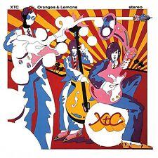Oranges & Lemons (Deluxe Reissue) CD+Blu ray Audio XTC Neu!